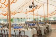 Rope and Pole Marquee 30m