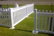 Picket Fencing 2.5m x .95m